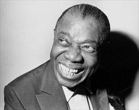 LOUIS ARMSTRONG US jazz musician