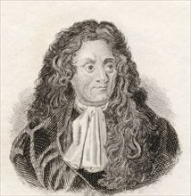 Jean de La Fontaine, 1621 to 1695. French fabulist and poet.