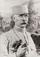 Henri Philippe Benoni Omer Joseph Pétain, 1856 – 1951, aka Philippe Pétain or Marshal Pétain.