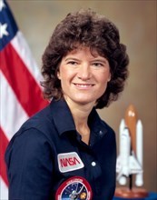 Sally Ride, Sally Kristen Ride, American physicist and astronaut.