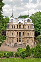 """The """"Castle of Monte Cristo"""", house of Alexandre Dumas (father), in Le Port-Marly, Yvelines, France."""