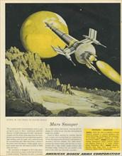 1950s USA American Bosch Arma Corporation Magazine Advert