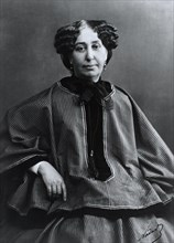 George Sand (1805-1876) was the pseudonym of French novelist and feminist Amantine-Lucile-Aurore Dupin, later Baroness Dudevant. Sand was an amazing author, personality, and all-around woman. She earn...