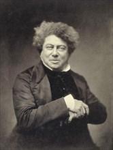 Alexandre Dumas, French writer