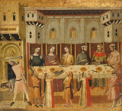 Feast of Herod and the Beheading of the Baptist