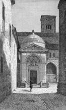 Ravenna Esterno del sepolcro di Dante Alighieri