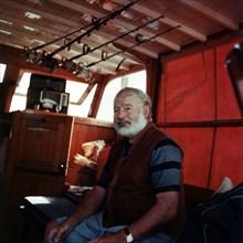 Ernest Hemingway 1950