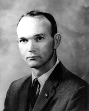 Michael Collins, American Astronaut and Test Pilot