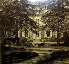 Domaine de George Sand à Nohant (E).