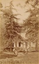 Domaine de George Sand à Nohant (A).