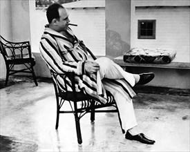 AL CAPONE - US gangster (1899-1947)