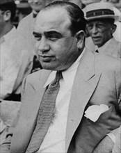 AL CAPONE (1899-1947) American gangster