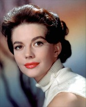 NATALIE WOOD (193801981) US film actress about 1960