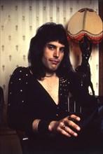005875 - Freddie Mercury of Queen in 1973