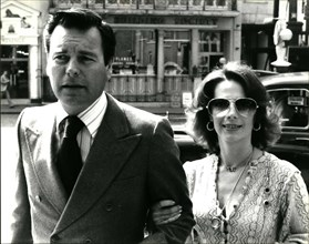 Jun. 06, 1976 - Actor Robert Wagner and his actress wife Natalie Wood receive undisclosed damages in libel case: Actor Robert Wagner and his second time around actress wife, Natalie Wood were awarded ...