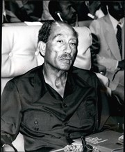 Feb. 28, 2012 - Sadat Egypt: Anwar El-Sadat, President of Arab Republic of Egypt. PRE