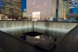 National September 11 memorial and museum NYC