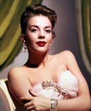 NATALIE WOOD (1938-1981) US filkm actress about 1958