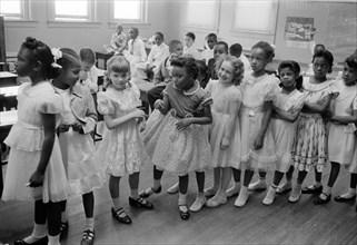 Integrated School, Washington DC, 1955