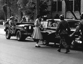 Operation Arkansas, Little Rock Nine, 1949