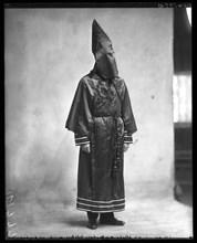 Klu Klux Klan robe, 1921