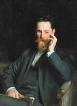 Sargent  John Singer - Portrait of Joseph Pulitzer