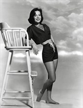 Natalie Wood, circa 1958. File Reference # 31316_130THA