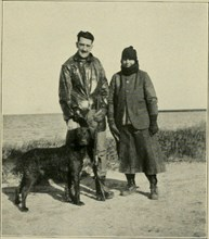 . Ducking days : narratives of duck hunting, studies of wildfowl life, and reminiscences of famous marksmen on the marshes and at the traps. Waterfowl shooting; Waterfowl. JOSEPH PULITZER. JR.. AND MR...