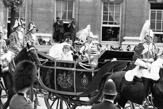 Mariage de Lady Di et du prince Charles (1981)