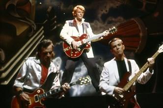 Johnny Hallyday, 1983