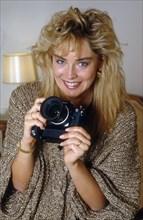 Sharon Stone, 1985