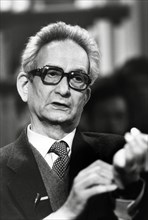 Claude Mauriac, 1988