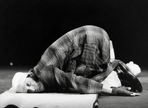 Rufus sur la scène du Théâtre Antoine en 1984