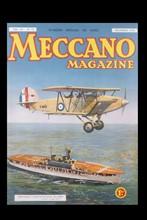 Couverture de Meccano Magazine