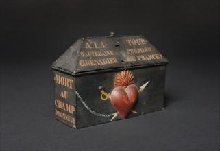 La Tour d'Auvergne, First Grenadier Of France (1743-1800) Commemorative urn