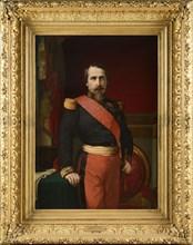 Flandrin, Portrait of the French Emperor Napoleon III
