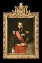 Colin, Portrait of HM Emperor Napoleon III in general's uniform
