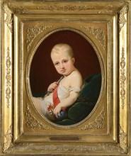 Mauzaisse, Portrait of the King of Rome infant