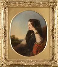 Soloman, Portrait de la Comtesse de Teba, future impératrice Eugénie