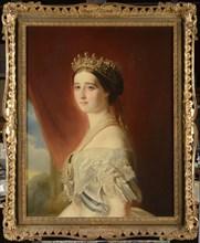 French Empress Eugenia de Montijo