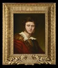 Hayter, portrait of the young Count Alexander Walewski