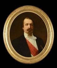 Cabanel, Portrait of French Emperor Napoleon III