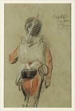 Grant, study of Grenadier Chrichton