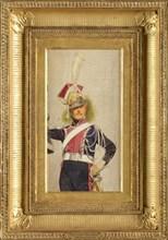 Edouard Detaille (1842 - 1912), Trompette des Dragons