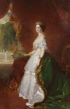Empress Eugenie de Montijo, wife of Napoleon III