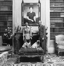 Wallis Simpson et Edouard VIII
