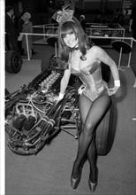 Exposition Autospeed 68 à Londres