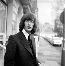 Robin Gibb du groupe les Bee Gees