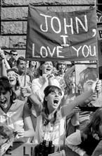 Fans des Beatles