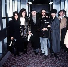 Elton John et Ringo Starr